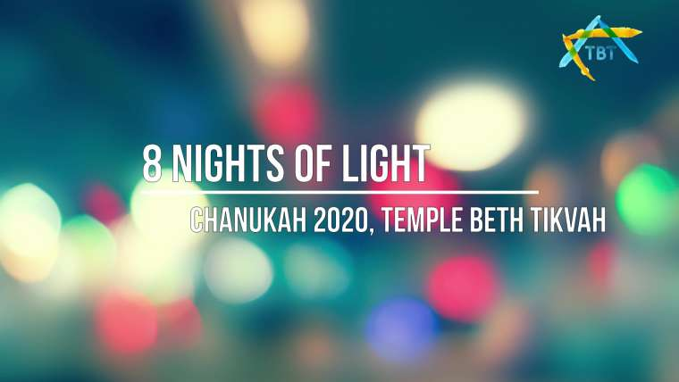8 Nights of Light