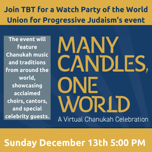 Many Candles, One World