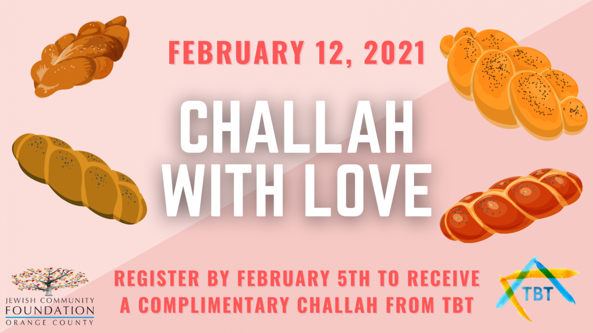 Challah with Love