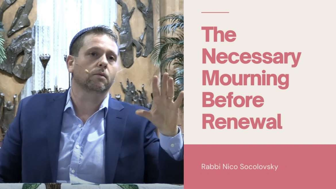 The Necessary Mourning Before Renewal