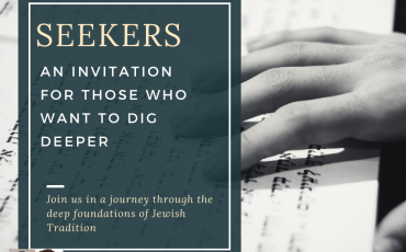 Introduction to Judaism- Seekers Course