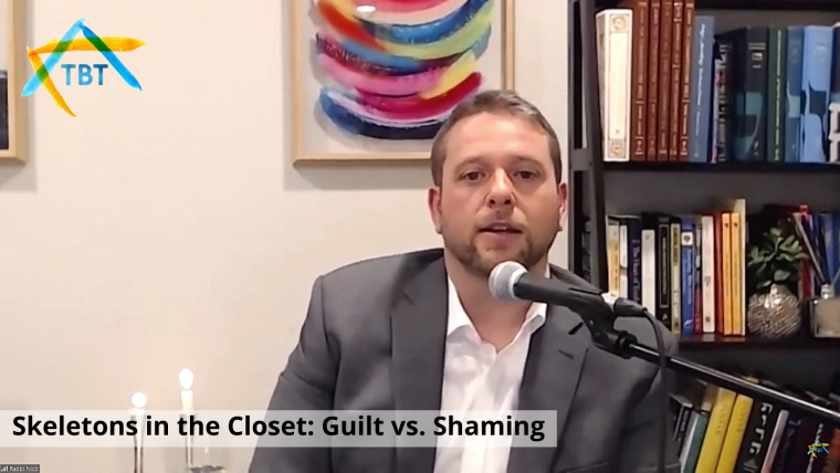 Skeletons in the Closet: Guilt vs. Shaming